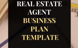 008 Beautiful Real Estate Busines Plan Template High Def  Free Download Investing Pdf Company Example