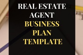 008 Beautiful Real Estate Busines Plan Template High Def  Example Free Investor