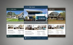 008 Beautiful Real Estate Flyer Template Free Highest Quality  Publisher Commercial Pdf Download