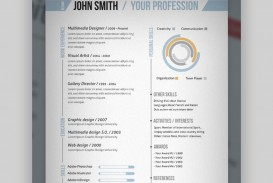 008 Beautiful Single Page Resume Template Idea  Cascade One Free Download Word For Fresher