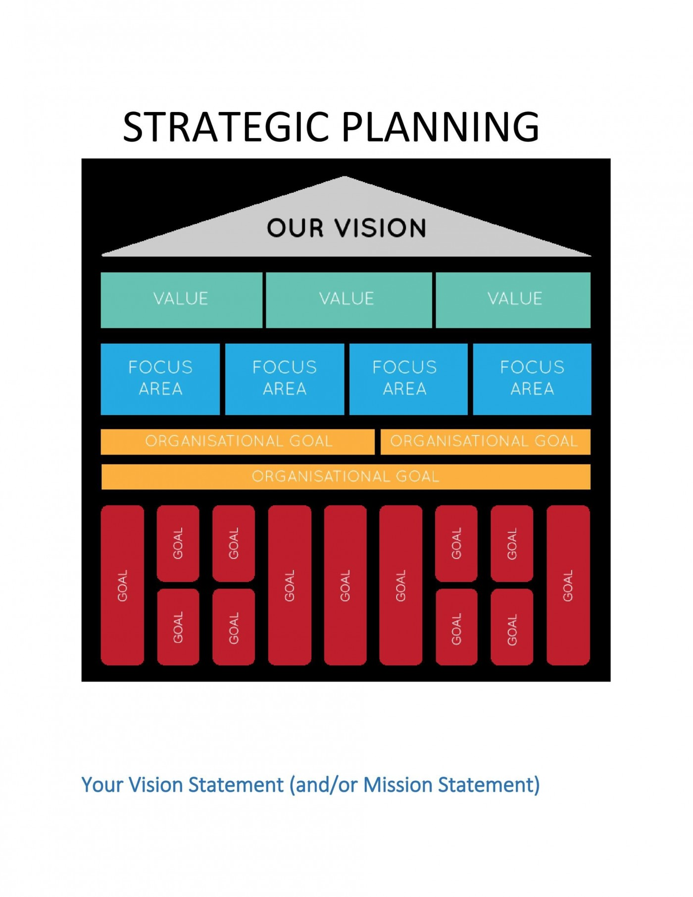 008 Beautiful Strategic Planning Template Free High Def  Account Plan Ppt1400