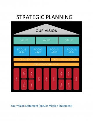 008 Beautiful Strategic Planning Template Free High Def  Account Plan Ppt320