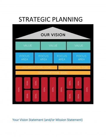 008 Beautiful Strategic Planning Template Free High Def  Account Plan Ppt360