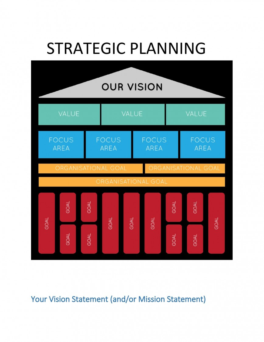 008 Beautiful Strategic Planning Template Free High Def  6 It For Cio Word Ppt