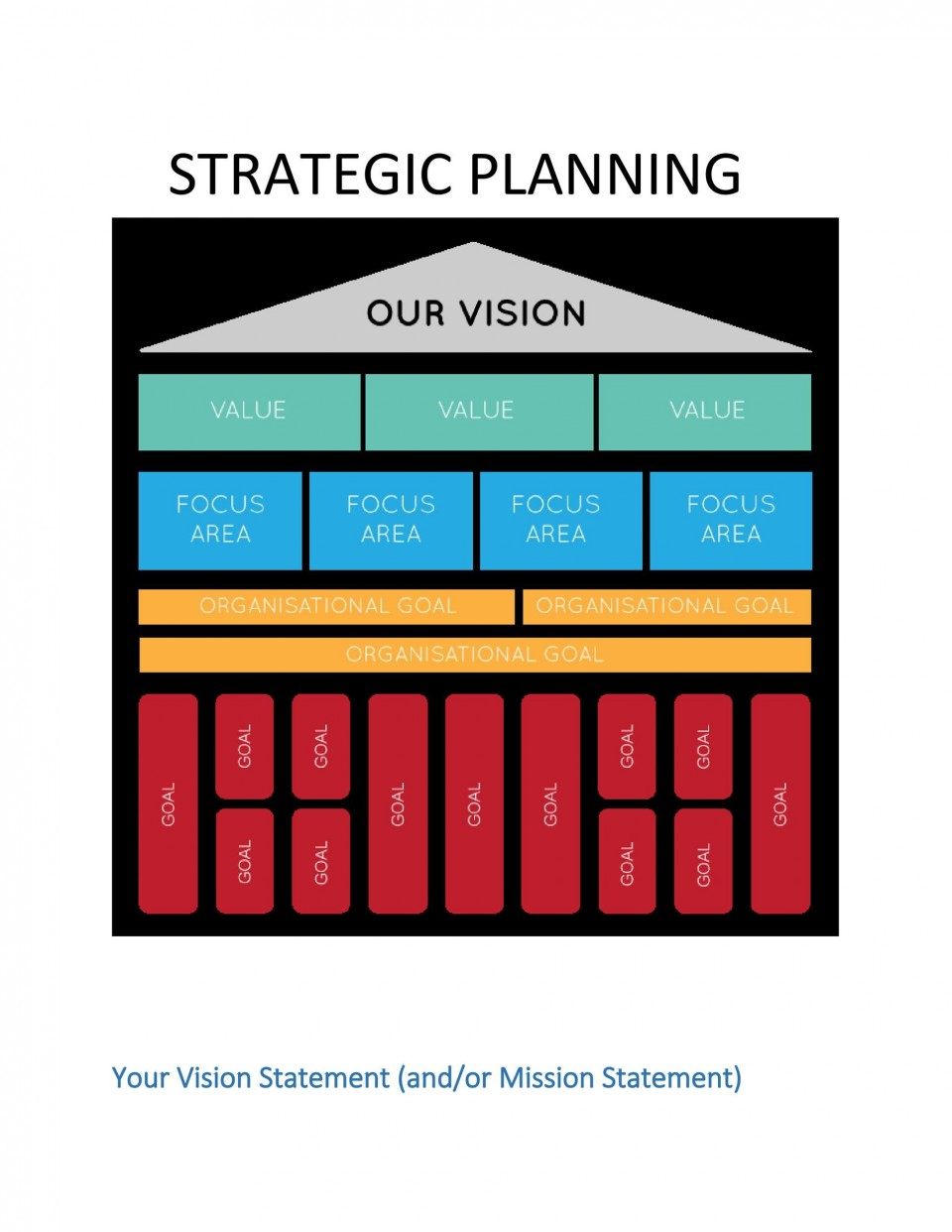 008 Beautiful Strategic Planning Template Free High Def  Account Plan Ppt960
