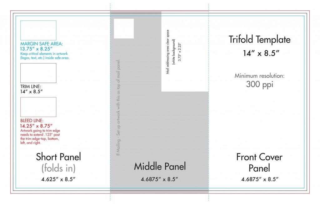 008 Beautiful Three Fold Brochure Template Indesign Photo  3 A4Large