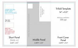 008 Beautiful Three Fold Brochure Template Indesign Photo  3 A4