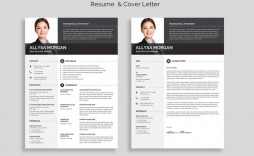 008 Beautiful Word Resume Template Free Photo  Fresher Format Download 2020 M