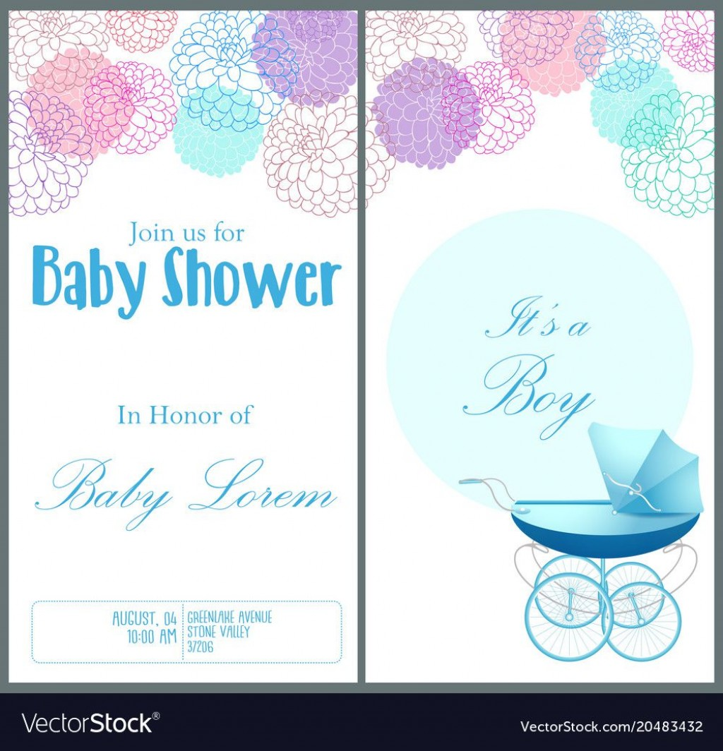 008 Best Baby Shower Card Template Highest Clarity  Microsoft Word Invitation Design Online Printable FreeLarge