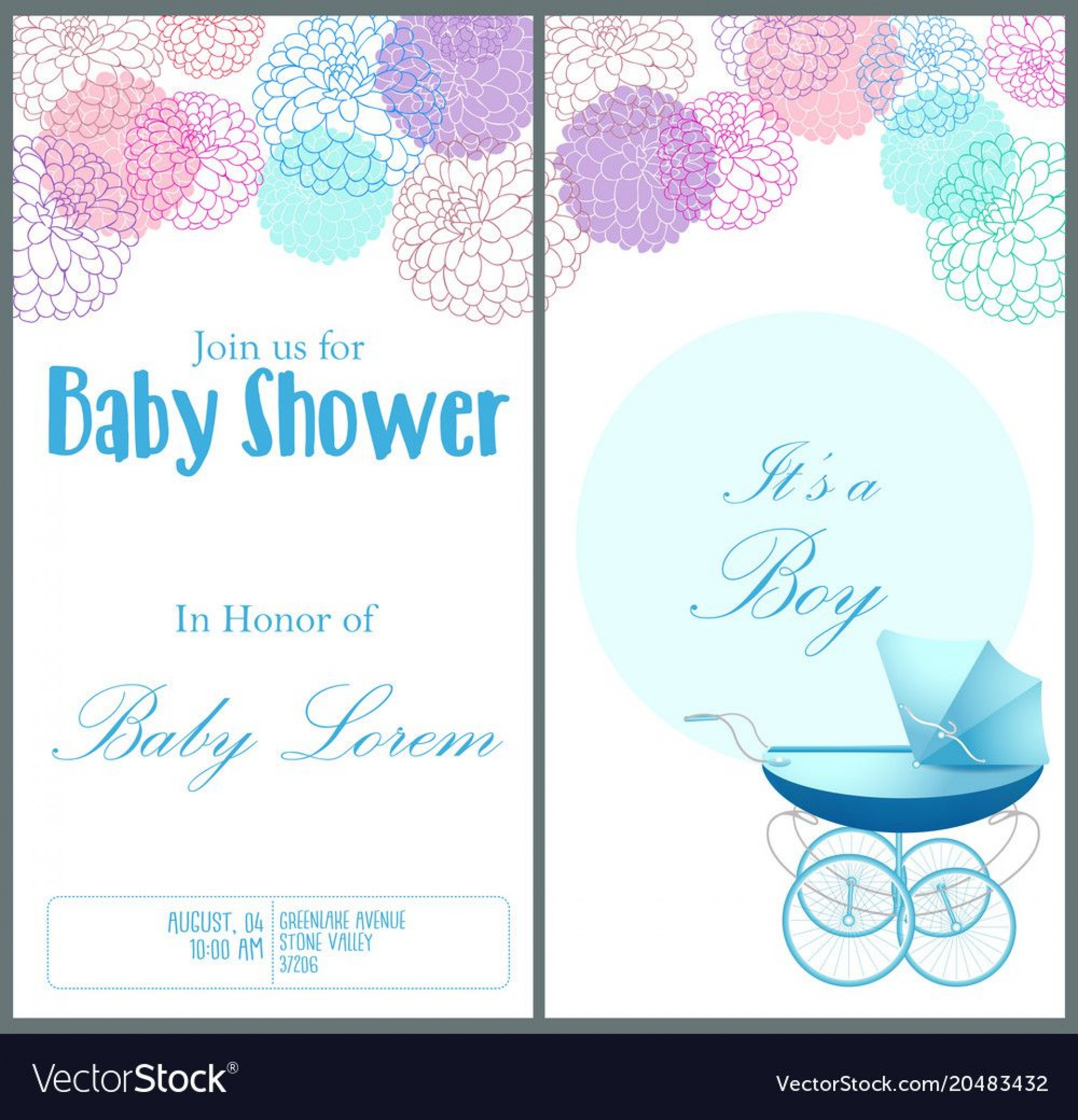 008 Best Baby Shower Card Template Highest Clarity  Microsoft Word Invitation Design Online Printable Free1920