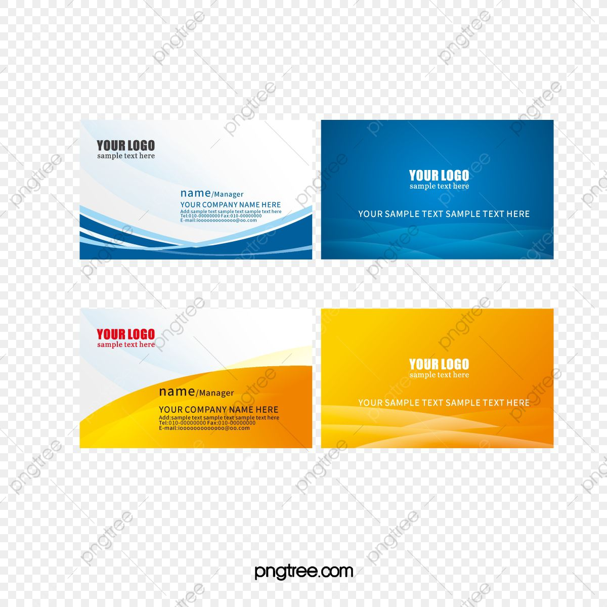 008 Best Download Busines Card Template Highest Clarity  For Microsoft Publisher Adobe Illustrator Visiting PsdFull