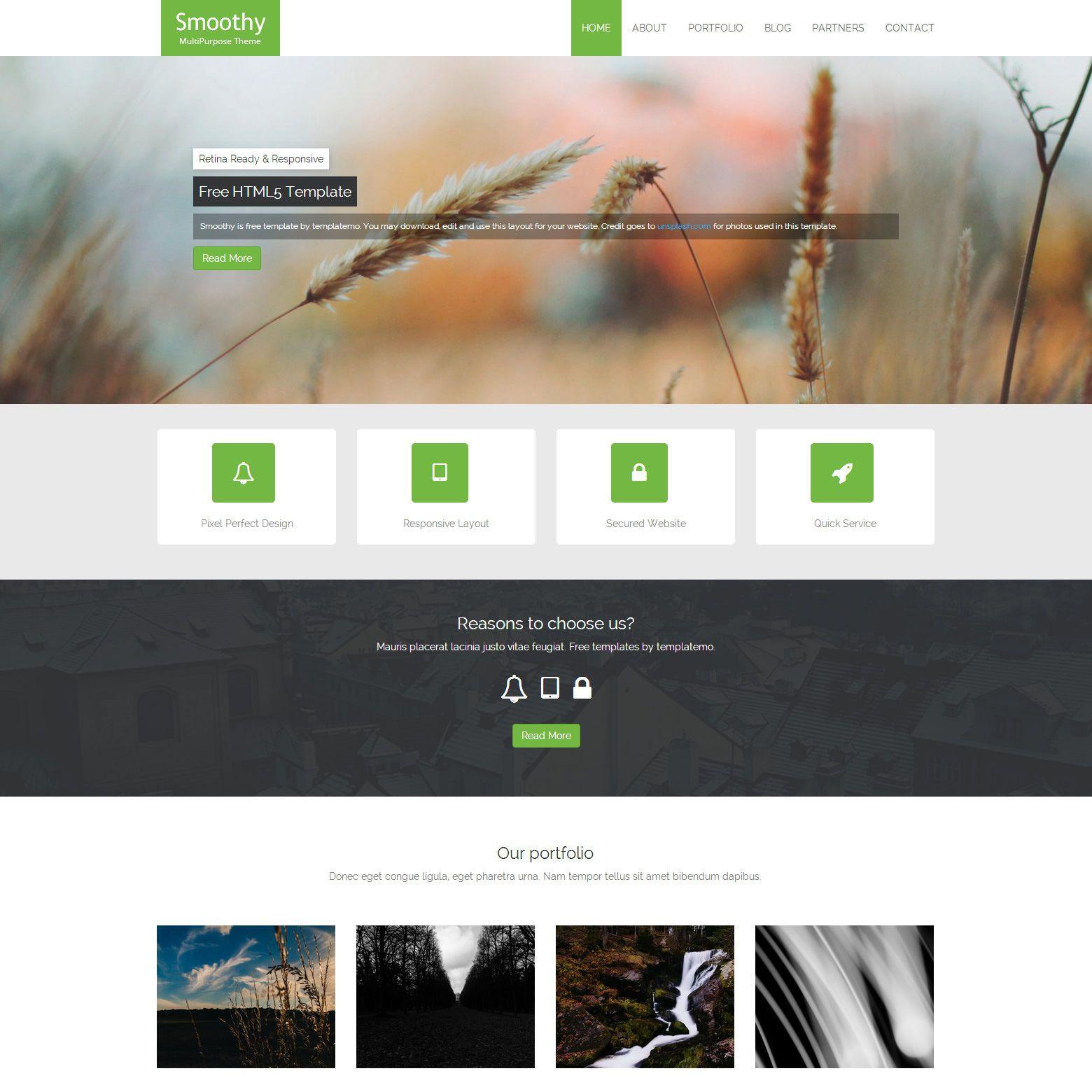 008 Best Dream Weaver Web Template Inspiration  TemplatesFull