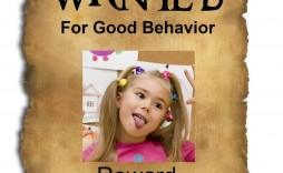 008 Best Free Wanted Poster Template Example  For Microsoft Word Download Student