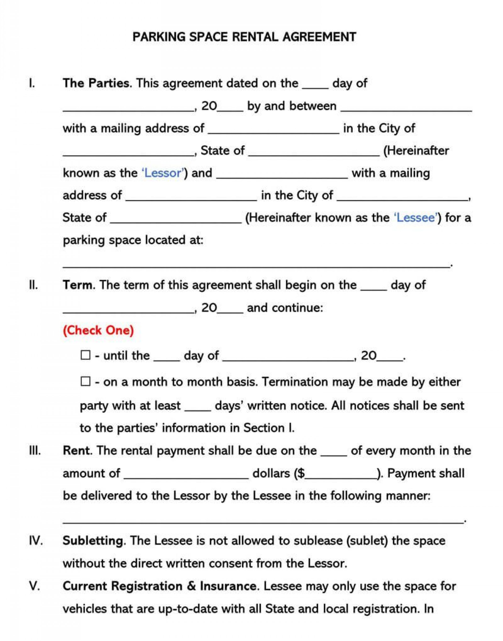 008 Best Lease Agreement Template Word India Highest Quality  Rental1920