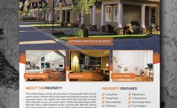 008 Best Open House Flyer Template Sample  Templates Word Free Microsoft Real Estate