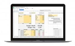 008 Best Personal Budget Sheet Template Uk Image  Spreadsheet