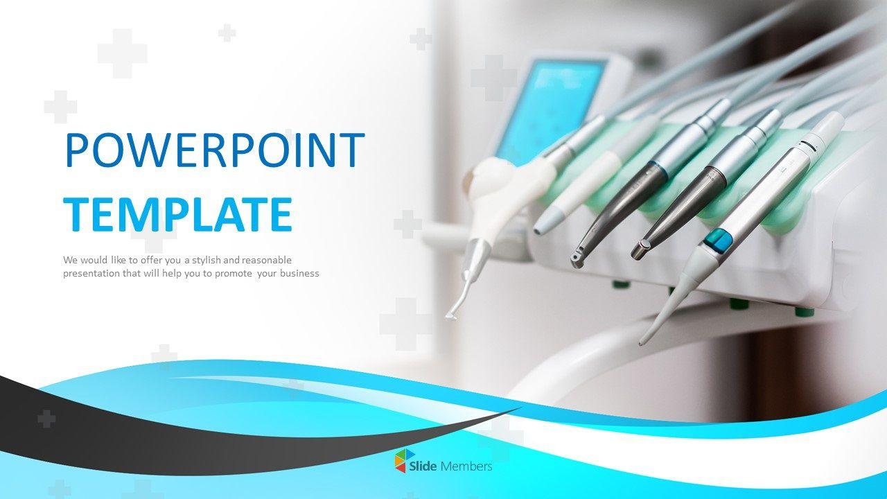 008 Best Powerpoint Presentation Template Free Download Medical Sample  AnimatedFull
