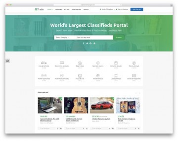 008 Best Social Media Website Template Highest Quality  Html Wordpres360