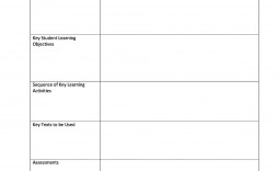 008 Breathtaking Free Printable Lesson Plan Template For High School Image