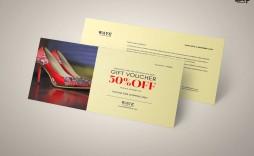 008 Breathtaking Gift Card Template Psd Design  Christma Photoshop Free Holder