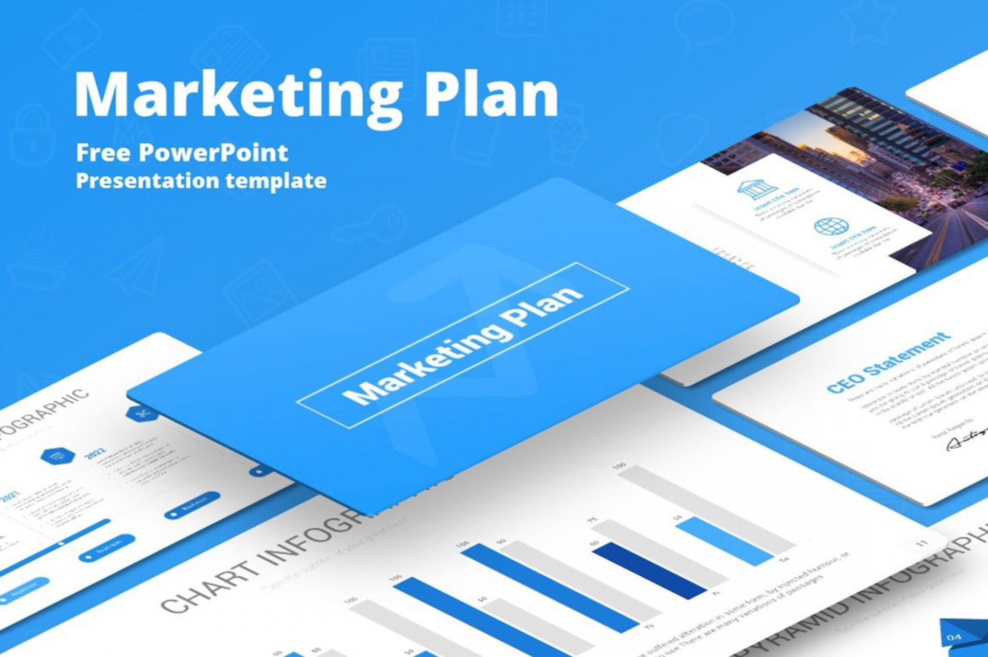 008 Breathtaking Marketing Plan Template Free Powerpoint Design  Download1920