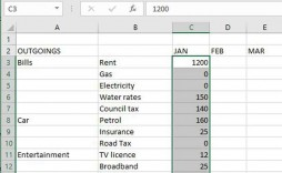 008 Breathtaking Microsoft Excel Personal Budget Template Concept  Monthly