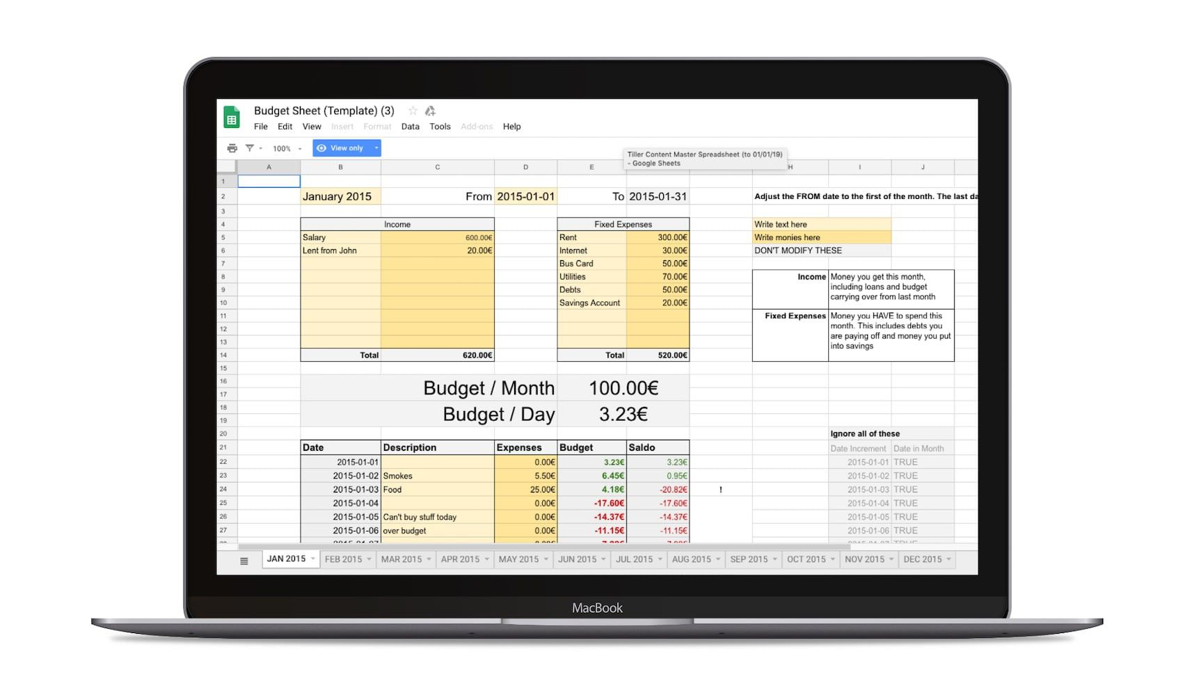 008 Breathtaking Personal Expense Tracker Spreadsheet Template High Definition Full