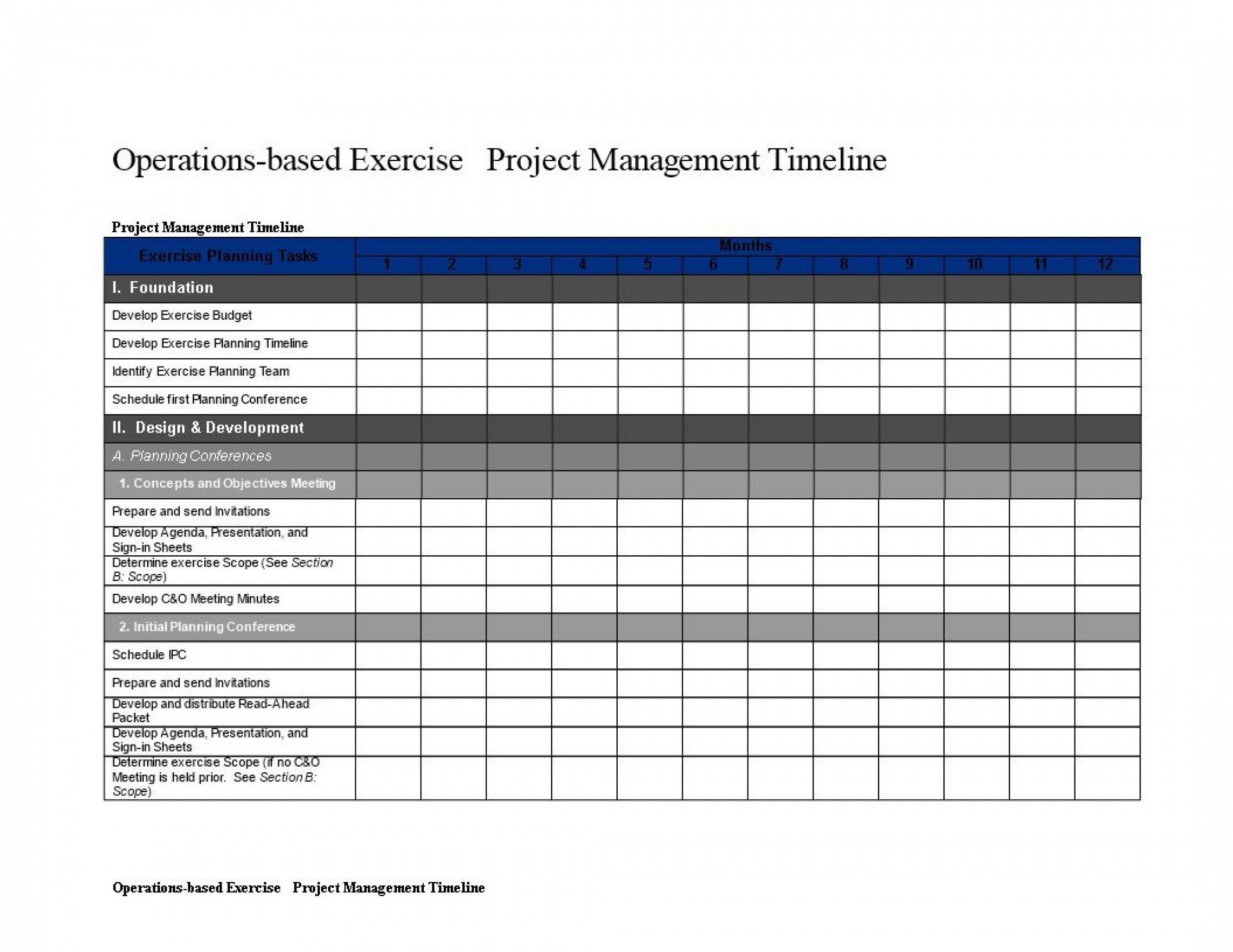008 Dreaded Construction Project Management Plan Template Word Concept Full