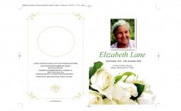 008 Dreaded Free Funeral Program Template Word Highest Quality  Microsoft 2010 Tri Fold