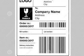 008 Dreaded Free Online Shipping Label Template Highest Quality