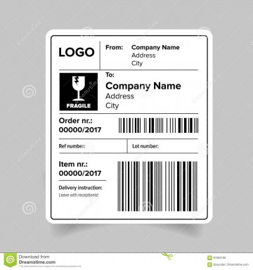 008 Dreaded Free Online Shipping Label Template Highest Quality 360