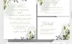 008 Dreaded Free Wedding Invitation Template Printable Sample  For Microsoft Word Mac