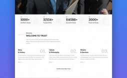 008 Dreaded Law Firm Website Template Free Picture  Wordpres
