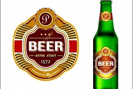 008 Dreaded Microsoft Word Beer Bottle Label Template Example