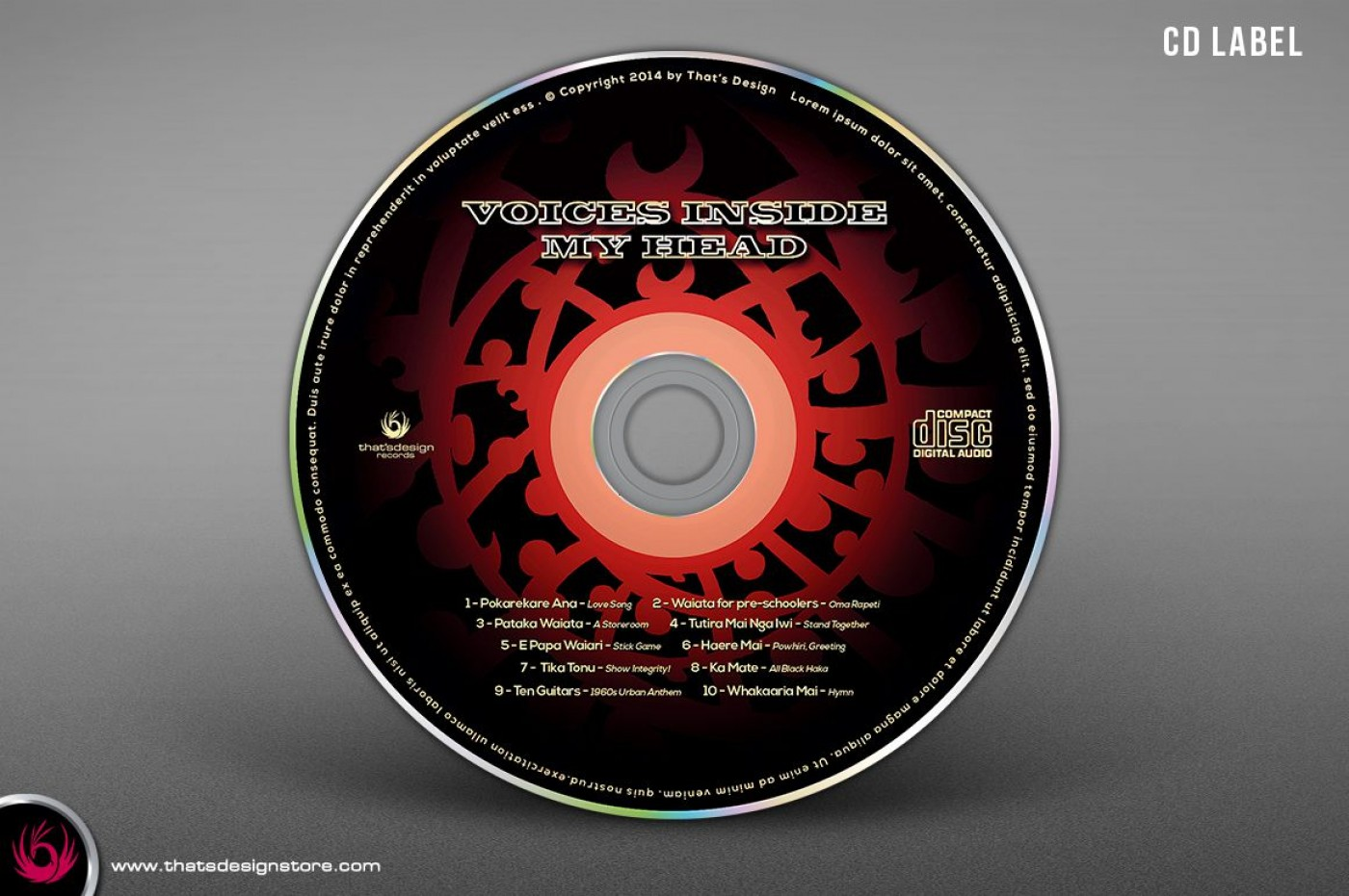 008 Excellent Cd Design Template Photoshop Photo  Label Psd Free Download Cover1400