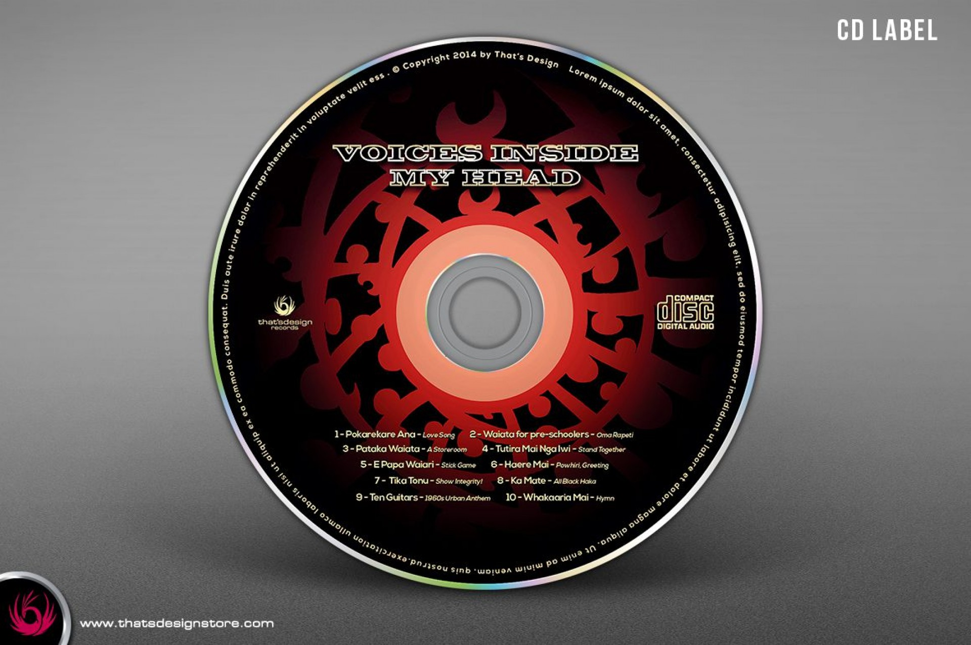008 Excellent Cd Design Template Photoshop Photo  Label Psd Free Download Cover1920