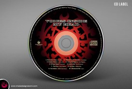 008 Excellent Cd Design Template Photoshop Photo  Label Psd Free Download Cover