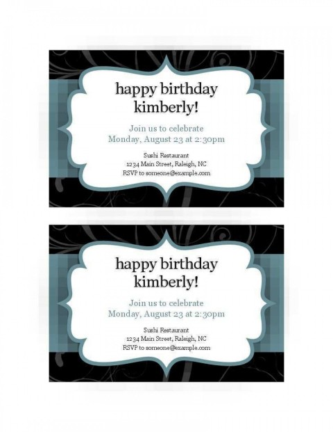008 Excellent Free Busines Invitation Template For Word Highest Quality 480