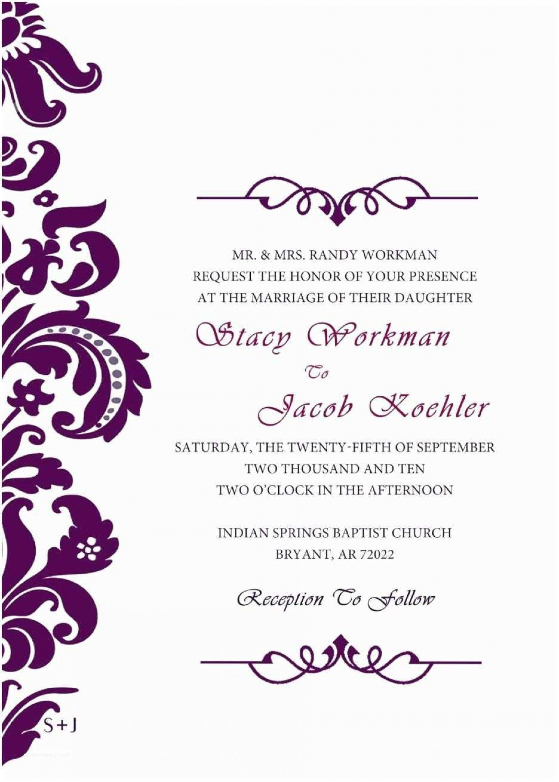 008 Excellent Free Online Indian Invitation Template High Resolution  Templates Engagement Card Maker Wedding1920