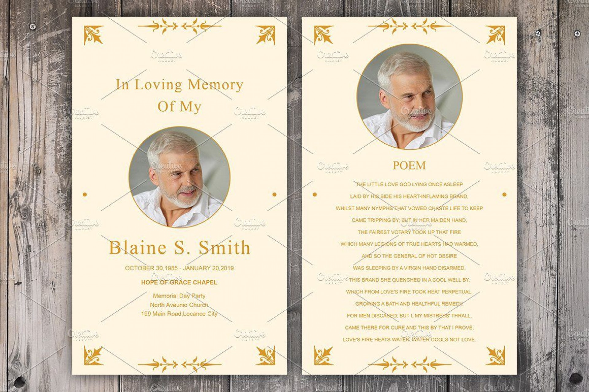 008 Excellent Funeral Prayer Card Template Picture  Templates For Word Free1920