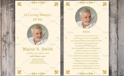 008 Excellent Funeral Prayer Card Template Picture  Templates For Word Free