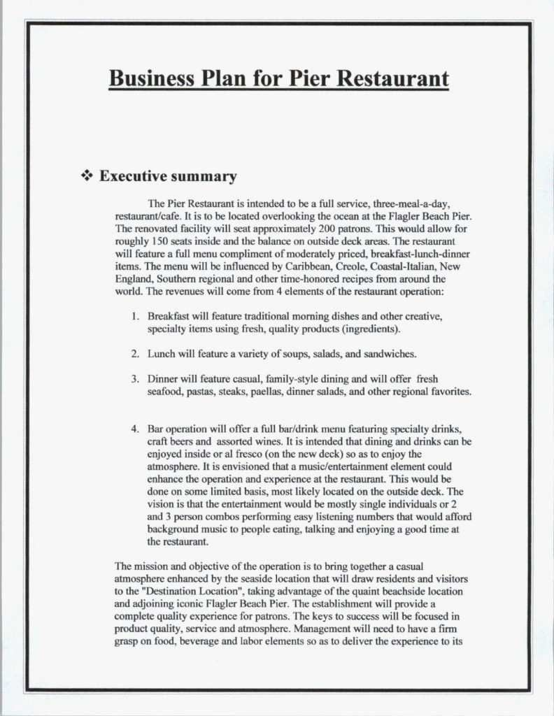 008 Excellent Score Busines Plan Template Highest Quality  SmallFull