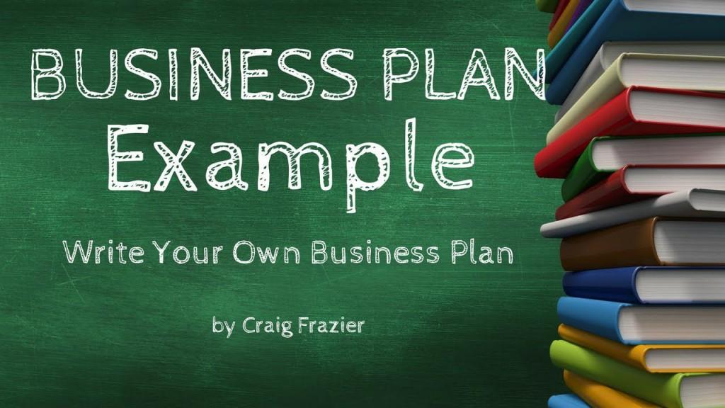 008 Excellent Startup Restaurant Busines Plan Sample Pdf Idea Large