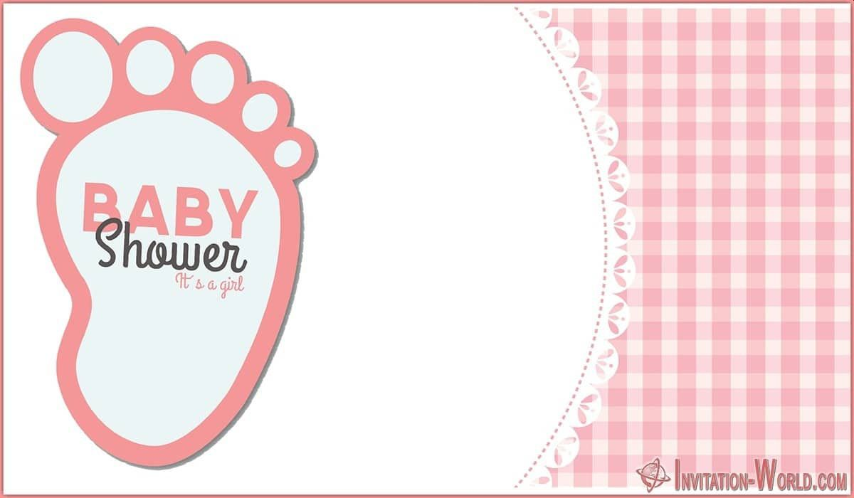 008 Exceptional Free Baby Shower Invitation Template Editable Example  Digital Microsoft WordFull