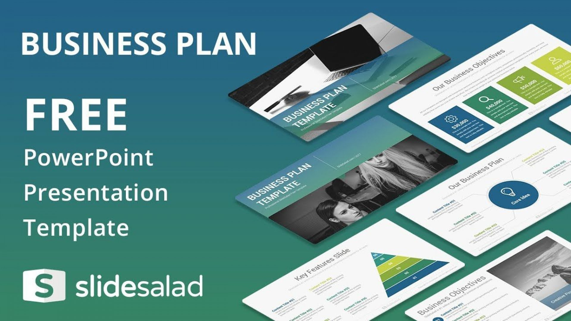 008 Exceptional Free Busines Plan Template Ppt Highest Quality  2020 Download Startup 30 60 901920