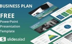 008 Exceptional Free Busines Plan Template Ppt Highest Quality  2020 Download Startup 30 60 90