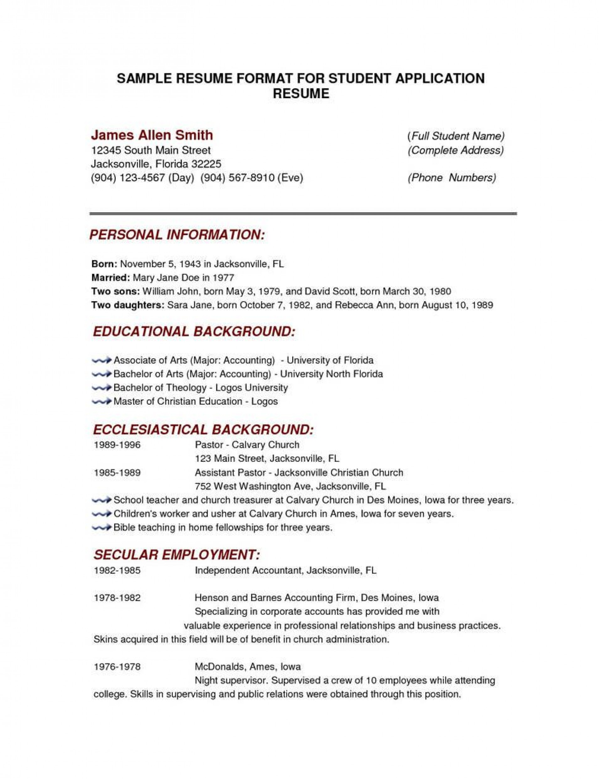 008 Exceptional Grad School Resume Template Image  Application Cv Graduate For Admission1920