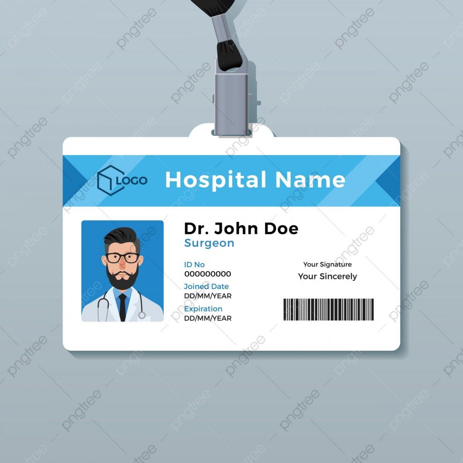 008 Exceptional Id Badge Template Free High Definition  School Teacher Jurassic Park1920
