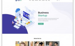 008 Exceptional Mobile Friendly Web Template Concept  Templates Free Page