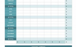 008 Exceptional Monthly Busines Expense Template Excel Free High Def